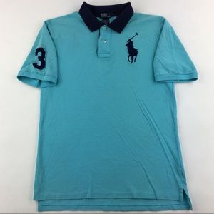 Polo By Ralph Lauren Big Horse Youth Polo Shirt